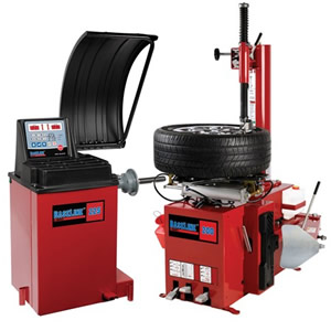 Image for Coats® Tire Changer and Wheel Balancing Machines