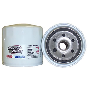 Image for Service Champ Oil Filters
